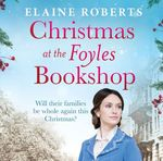 Christmas at the Foyles Bookshop