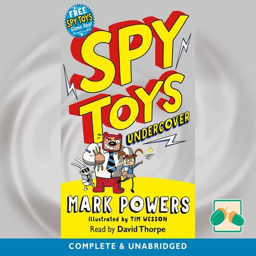 Spy Toys Undercover
