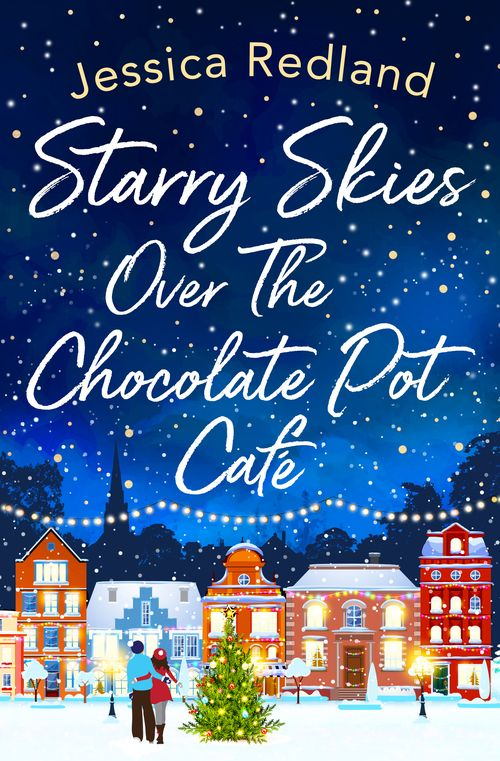 Starry Skies Over The Chocolate Pot Cafe