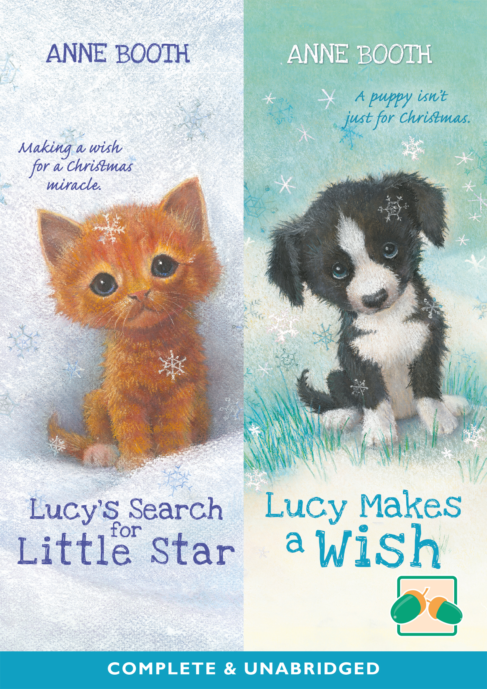 Lucy's Search For Little Star & Lucy Makes A Wish